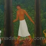 Through the Forest Conversation (Triptych)