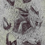 Drawings - Pen and ink on paper 19