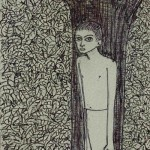 Drawings - Pen and ink on paper 25